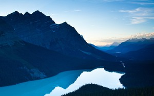 Icono de Blue Lake