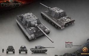 Ikona za JagdTiger Tank
