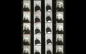 Ikona za Marilyn Monroe Tribute