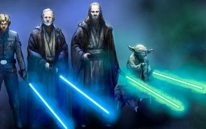 Star Wars Jedi Wallpaper Theme的图标