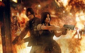 Resident Evil 6 Helena Leon के लिए आइकन