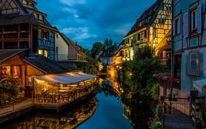 Значок для Colmar. France