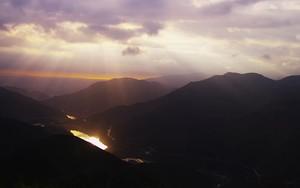 Kohteen Golden Landscape kuvake
