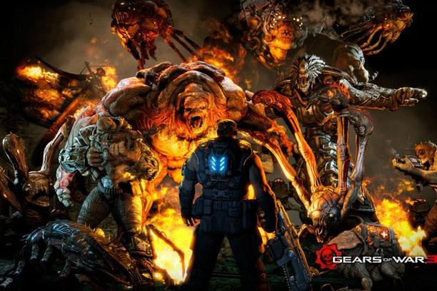 gears of war 3 wallpaper opera add ons