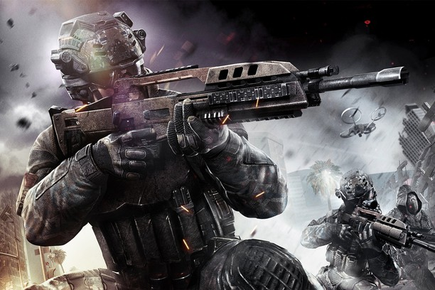 Papel De Parede Call Of Duty Black Ops 2