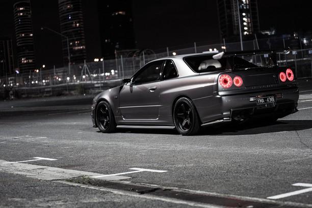 Nissan Skyline R34 Wallpaper Opera Add Ons