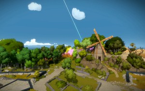 Icono de The Witness Windmill