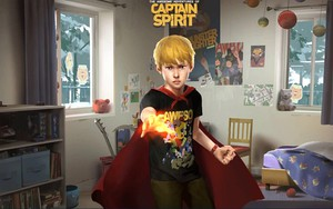 Значок для Captain Spirit