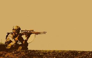Symbol für Army Soldier