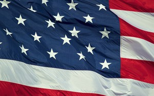 Symbol für American Flag