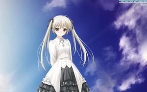 Ikon untuk Yosuga no Sora