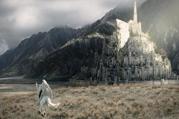 Snimak ekrana za Minas Tirith