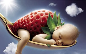 Symbol für Adorable Cute Baby