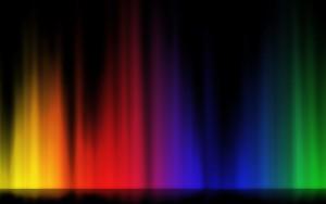 Icono de Rainbow lights