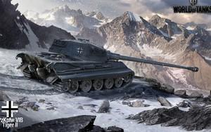 Значок для Tiger II