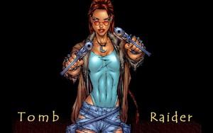 Lara Croft #2 के लिए आइकन