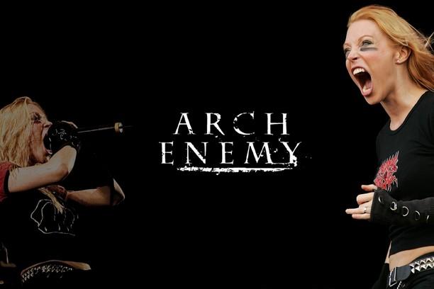 Skermprint foar Arch Enemy