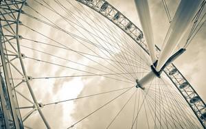 Ikona pakietu London Eye From Below