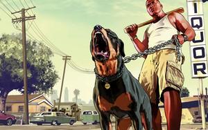 Grand Theft Auto 5的图标