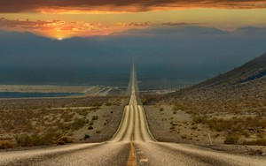 Ikona pro California, Death Valley
