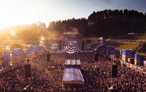 Ikona za Electric Love Festival 2015 - Sunset
