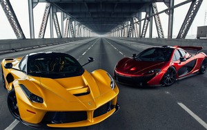 Icon for McLaren P1 Ferrari LaFerrari