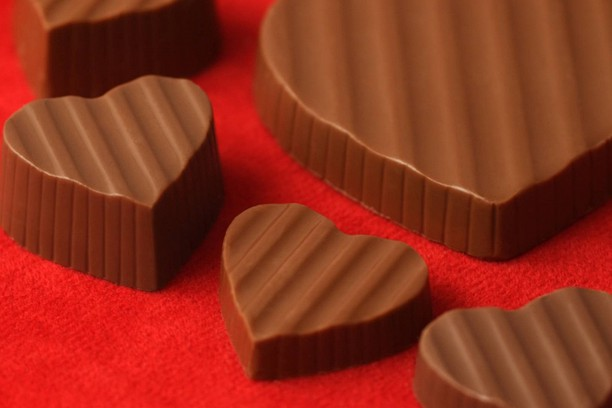 Снимка за Chocolate Hearts