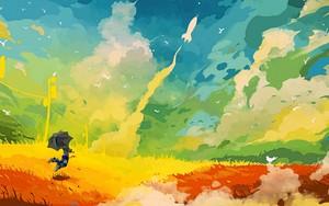 Ikona balíka Multicolor Clouds