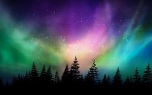 Kohteen Polar lights kuvake