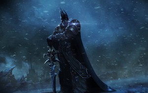 Значок для World of Warcraft Arthas Menethil
