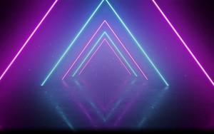 Ikona za Triangular Abstract