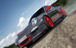 Значок для Porsche 911 GT3 RS