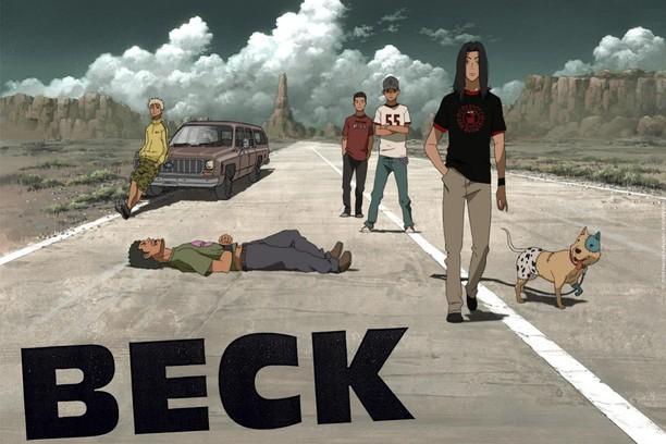 Skermprint foar Beck