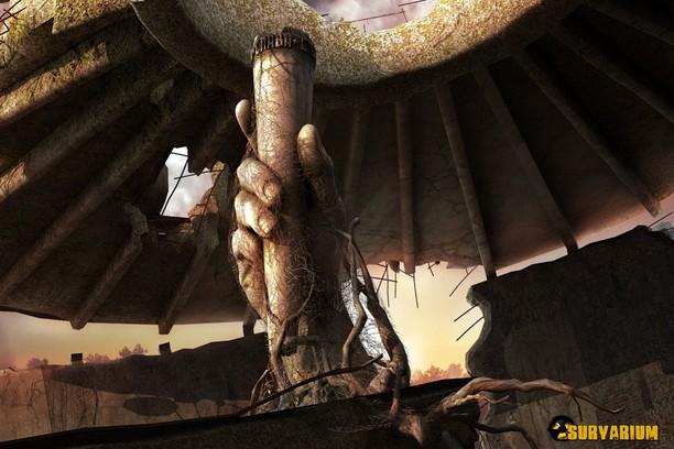 Survarium Theme - For the motherland képernyőképe