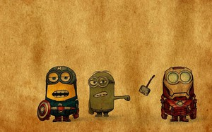 Icon for Despicable Me-Avengers
