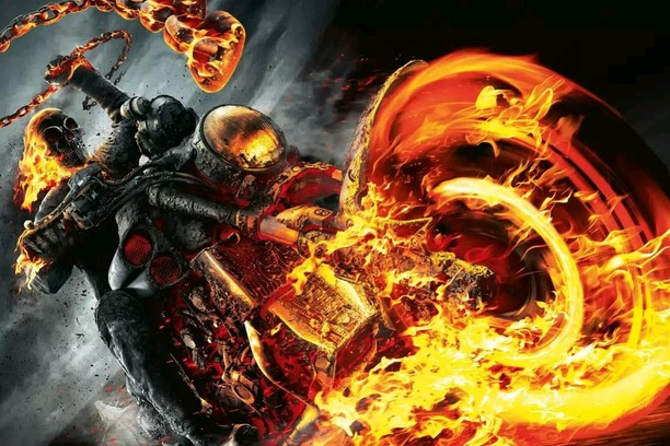Screenshot for Ghost rider
