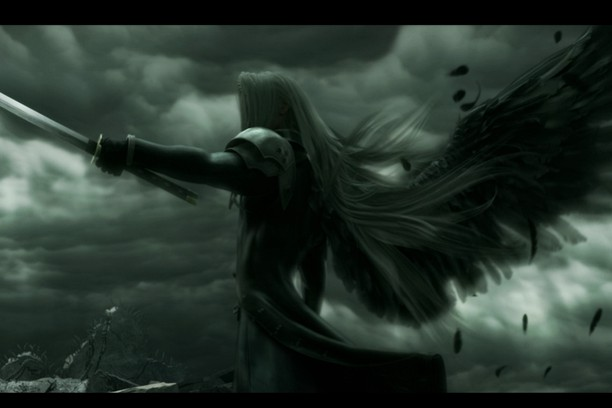 Sephiroth wallpaper - Opera add-ons