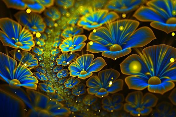 Screenshot for 3D Flowers - V2.0
