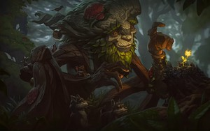 Ivern - League of Legends (lol) paketi için simge