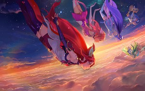 Ikona za Star Guardians - League of Legends (lol)
