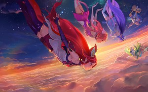 Icon for Star Guardians - League of Legends (lol)