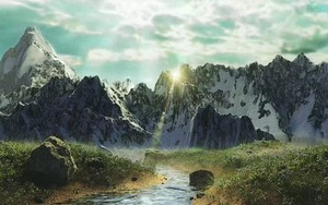 Mountain Stream के लिए आइकन