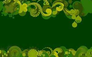 Іконка для Abstraction Green