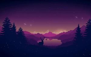 Symbol für Night Forest 4k