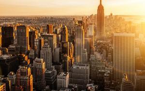 Значок для New York, USA