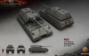Maus Tank的图标