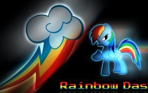 Rainbow dash (mlp) के लिए आइकन