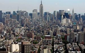 Ikoan foar New York Skyline