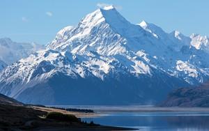 Symbol für Mount Cook