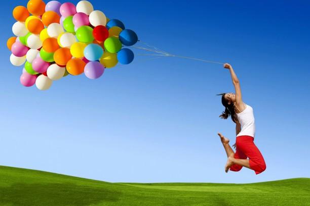 Copie d'écran pour Happiness Balloons